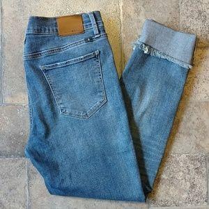 Lucky Brand Brooke Legging Jean size 10/30